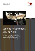 """Buchcover """"Keeping Autonomous Driving Alive"""""""