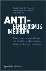 "Buchcover ""Anti-Genderismus in Europa"""