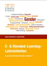 """Cover der Broschüre """"E und Blendend Learning"""""""